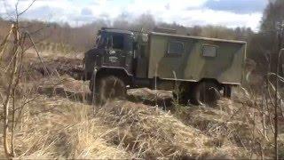 GAZ bahor eritish uchun 66(OFF-ROAD GAZ 66)YUK mashinalari offroad