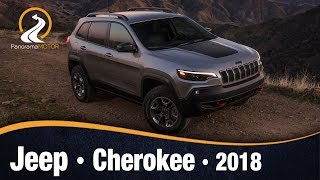 Jeep Cherokee 2019 | Video e Información / Review en Español