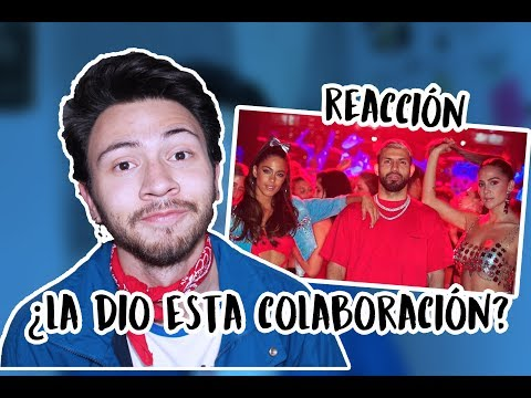REACCIÓN A &39;22&39; - TINI ft GREEICY  Niculos M