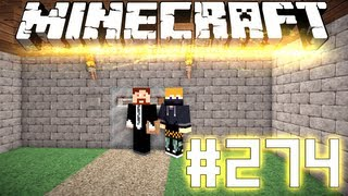 Let's Play Minecraft 1.2.5 Folge #274 - Hardcore?