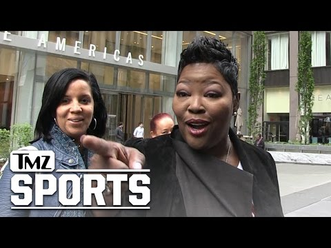 Kevin Durant's Mom -- Where Should KD Sign? Here's What I Think ...