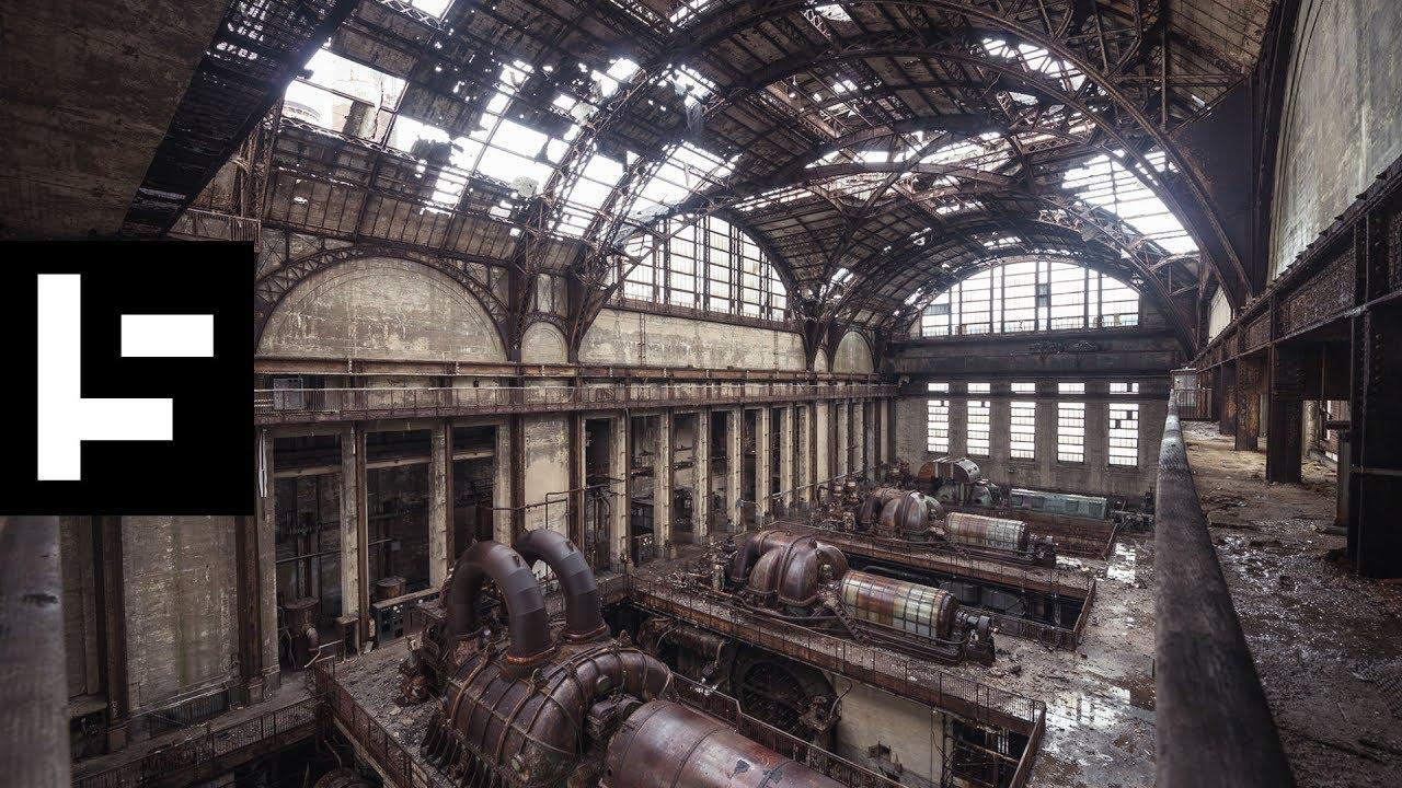The Abandoned Richmond Plant In Philadelphia