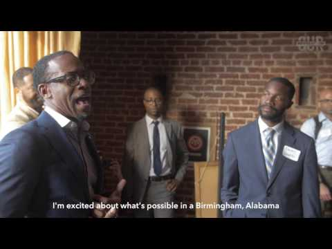 Randall Woodfin for Mayor of Birmingham