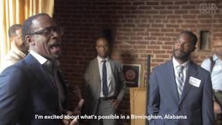 Randall Woodfin for Mayor of Birmingham