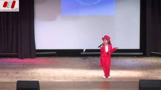 Mr. beetle. Evelina Arutiunova (vocal) Krasnodar Russia