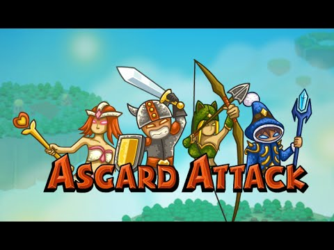 Asgard Attack Walkthrough
