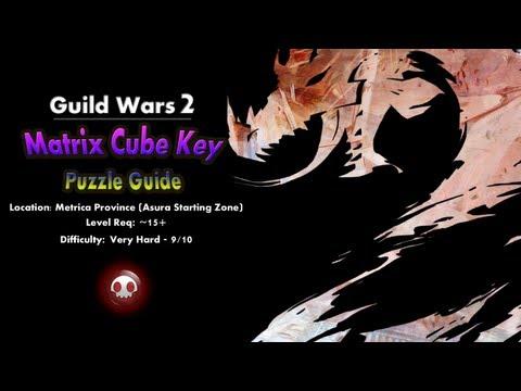 GW2: Matrix Cube