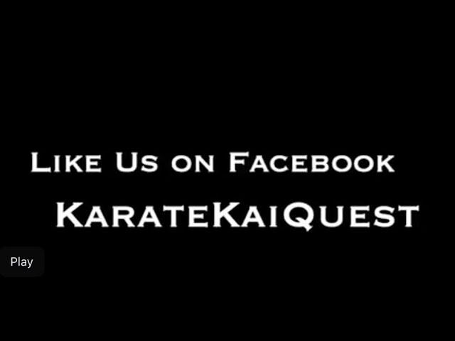 Karate Kai Teaser: Ancient Master