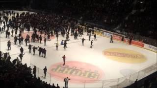 Djurgården hockey tillbaka till SHL.