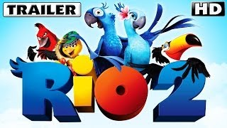 RIO 2 en español Trailer 2014