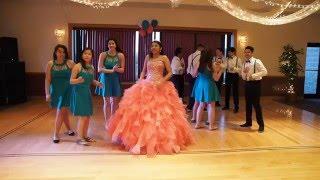 Video Alyssa's Sweet Sixteen Court Entrance & Dance download MP3, 3GP, MP4, WEBM, AVI, FLV Juni 2017