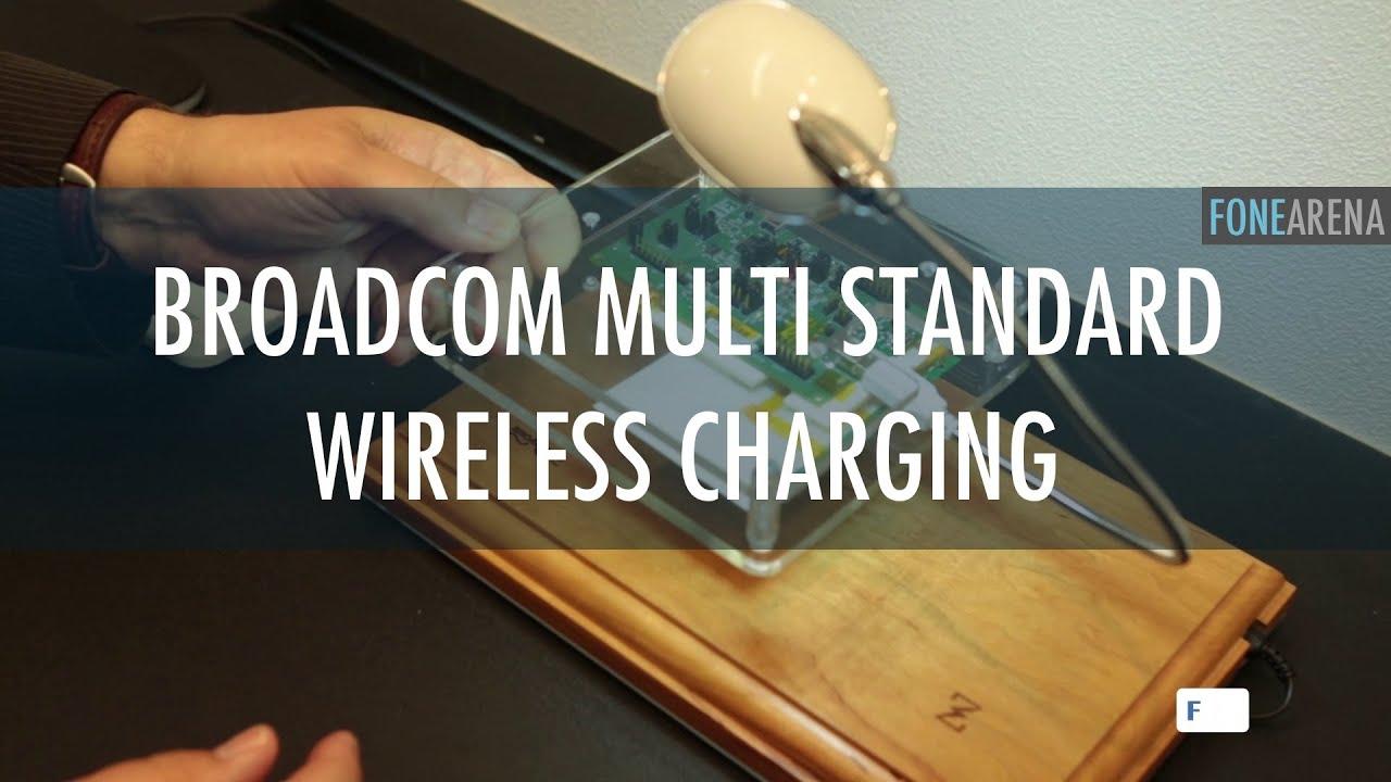 Broadcom BCM59350 - Multi Standard Wireless Charging for Smart Phones