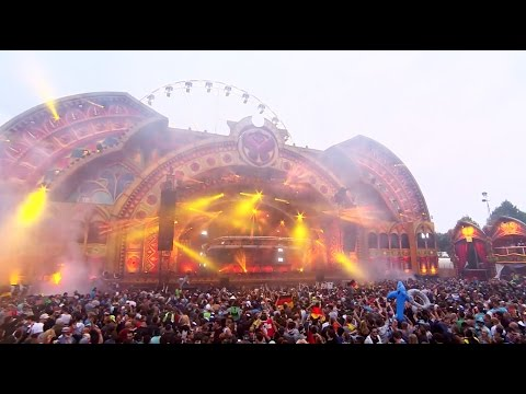 Cloud Rider - Sky and Sand | Paul Kalkbrenner | Live Tomorrowland 015
