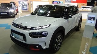 2018 Citroen C4 Cactus - Exterior and Interior - Auto Show Brussels 2018