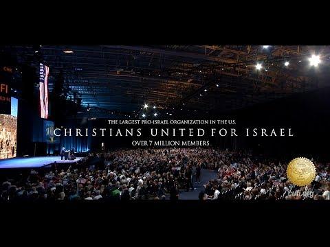 Christians United For Israel - Our Mission \u0026 Vision 2020