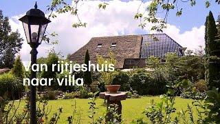 Van rijtjeshuis naar villa voor bijna hetzelfde geld - RTL NIEUWS