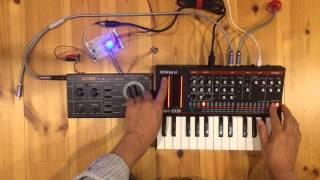 BOSS DR-55 MIDI SYNC
