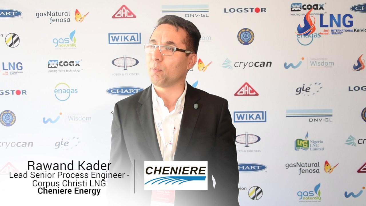 Testimonials - European LNG Infrastructure Development Summit