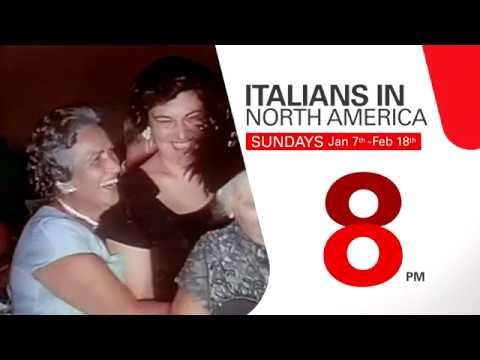 Italians In North America On TLN