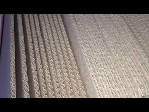 Картон (гофролист 1370х2400мм) 5-ти слойный
