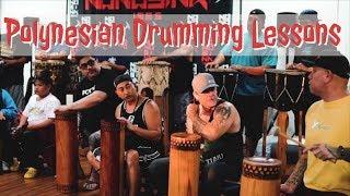 Polynesian Drumming Lessons