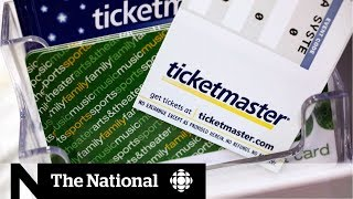 Ticketmaster, Stubhub fight new anti-scalper law in Ontario