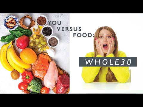 A Dietitian Explains the Whole30 Diet & Gives Her Tips | You Versus Food | Well+Good