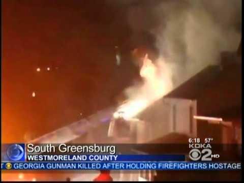 Elm Street house fire - Channel 2 News