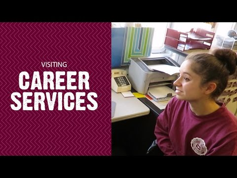Visiting Career Services – Jordan
