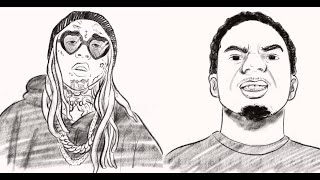 "euro - ""Talk 2 Me Crazy"" FT. Lil Wayne (Official Visualizer)"