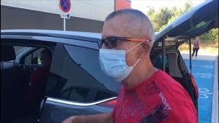 Martigues : 27 rescapés ont passé la nuit au palais des sports