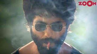 Kabir Singh teaser starring Shahid Kapoor gets loud cheers from his fans