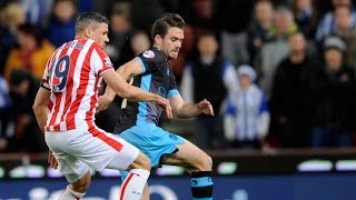 Stoke City 2 Sheffield Wednesday 0 | EXTENDED HIGHLIGHTS 2015/16