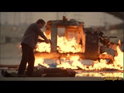 CTU captures Stephen Saunders - 24 Season 3