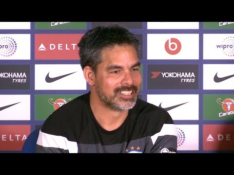 Chelsea 1-1 Huddersfield - David Wagner Full Post Match Press Conference - Premier League