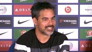 Chelsea 1-1 Huddersfield - David Wagner Full Post Match Press Conference - Premier League