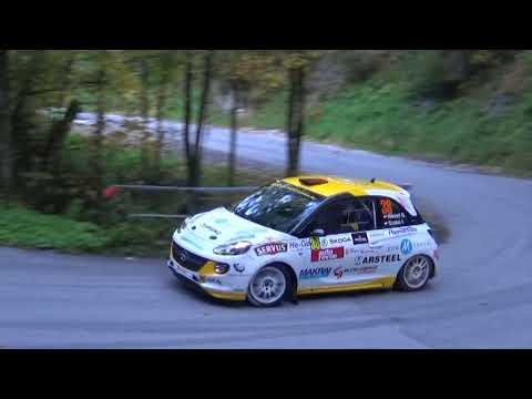 Skoda Rallye Liezen 2017 Gábor Nemet-István Szabó