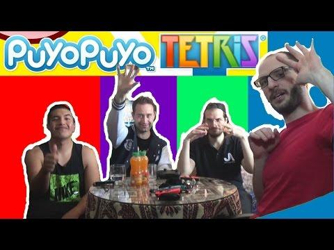 ¡¡¡PUYO PUYO TETRIS A 4 JUGADORES ES GENIAL!!! - Sasel - Nintendo Switch - Gameplay - Español