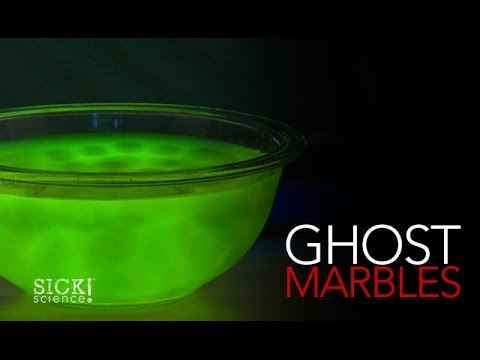 Ghost Marbles - Sick Science! #160