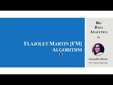 Flajolet Martin [FM] Algorithm