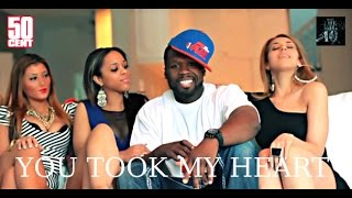 50 Cent - You Took My Heart (Music Video) HD 2015