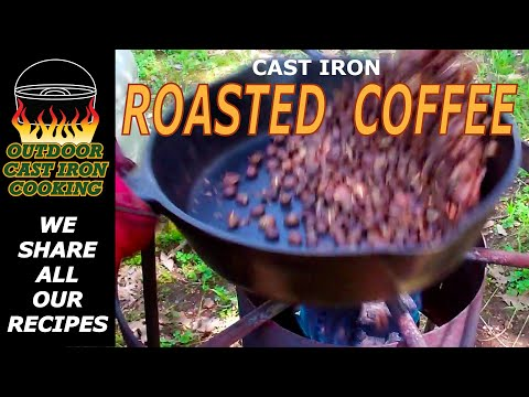 Cast Iron Roasted Coffee