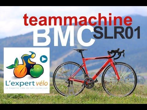 Image de la vidéo BMC teammachine SLR01 : Un vélo taillé pour les coursiers !