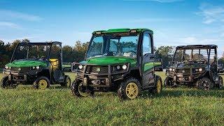 Introducing the New 2018 John Deere XUV835, XUV 865, HPX615 and HPX815 Model Gators