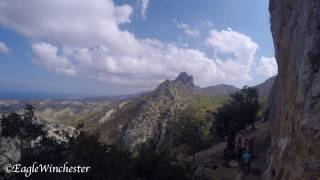 GoPro HERO4: EMU Mountaineering and Nature Sports Climbing TimeLapse
