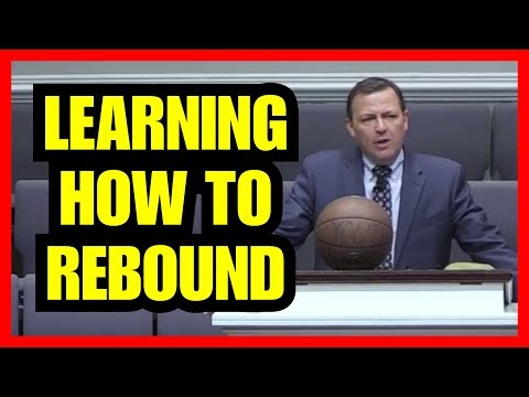"""Learning How To Rebound"" – Jimmy Toney"