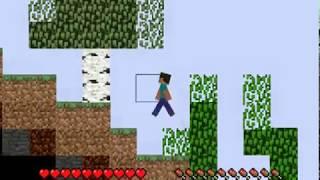 видео майнкрафт 2д как сделать верстак