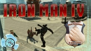 Iron Man Iv Mod Fr Hd Brigade Vestimentaire Ep 2 Grand Theft Auto Iv