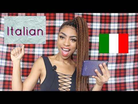 FIRST REACTION TO ITALIAN RAP/HIPHOP/MUSIC!