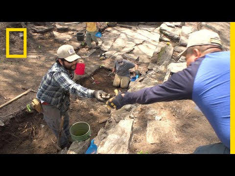 Why Military Veterans Are Turning to Archaeology | National Geographic